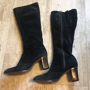 EUC Suede Boots